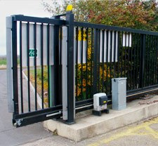 motorized-sliding-gates-repair-and-installation - electric gate repair Los Angeles