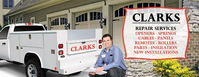 Garage Door Repair - services-rollers-springs-tracks-insulation-accessories