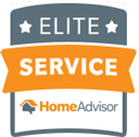 Elite Service provider on HomeAdvisor - Clarks