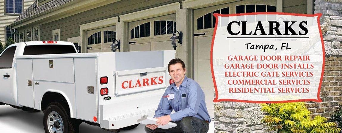 Garage Door Installation Tampa 813 862 2087 New Garage