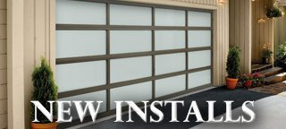 Clarks New Garage Door Installation Los Angeles