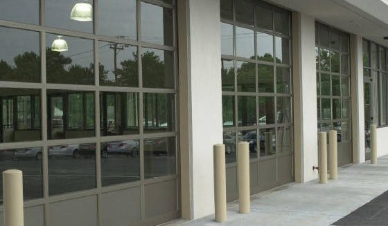 Make Your Business Professional With A Commercial Garage Door