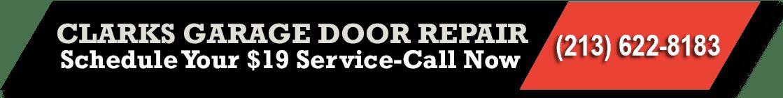 Clarks Garage Door & Gate Repair | Los Angeles Garage Door Repairs