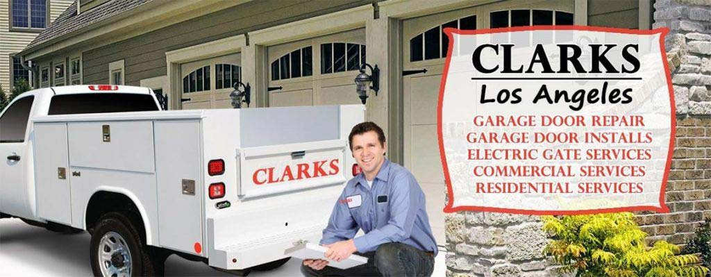 Garage Doors Services - Clarks Garage Door & Gate Repair Los Angeles