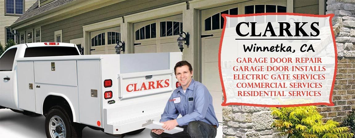 Clarks Garage Door Gate Repair Winnetka 818 806 1466 19 Service