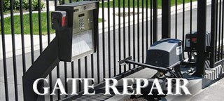 Clarks Electric Gate Repair