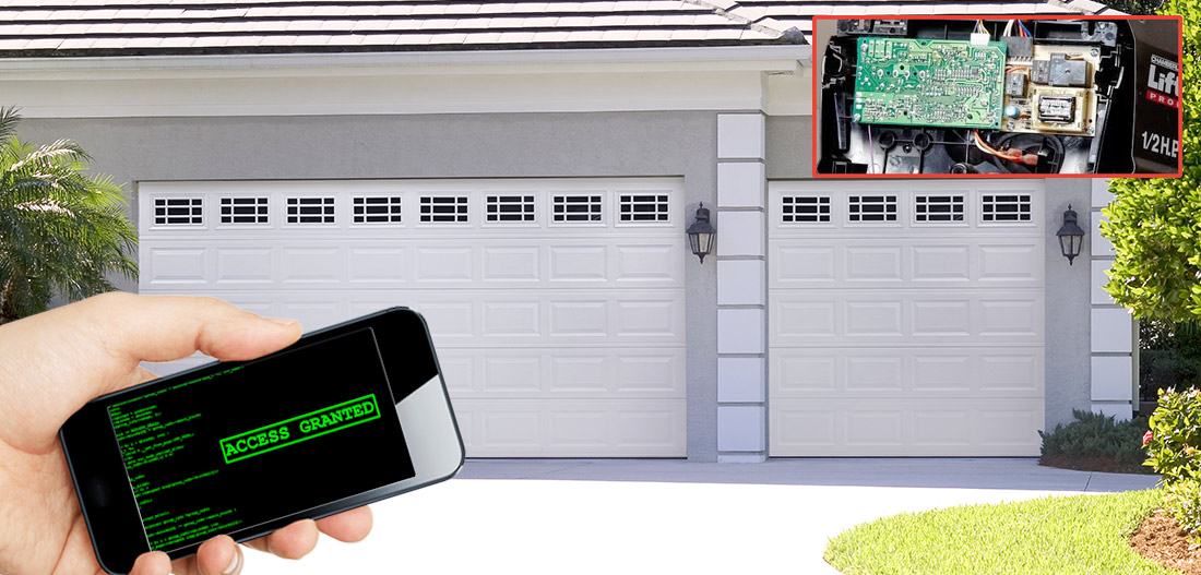What is Garage Door Hacking?  And Yes, It DOES Exist!