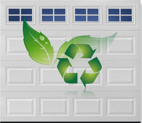 Affordable Ways In Making Your Garage Door Eco-Friendly
