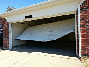 Garage Door - Fixing Garage Door