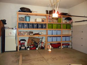 Organize and Label Everything - Five Tips on How to Organize Your Old Garage