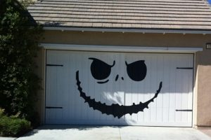 Halloween Garage Door Magnets Halloween Design Corner - Clarks Garage Door & Gate Repair