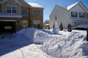 Common Garage Problem During Winter - Clarks Garage Door & Gate Repair