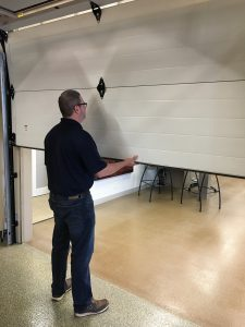 Testing the Balance of Your Garage Door - Clarks Garage Door & Gate Repair