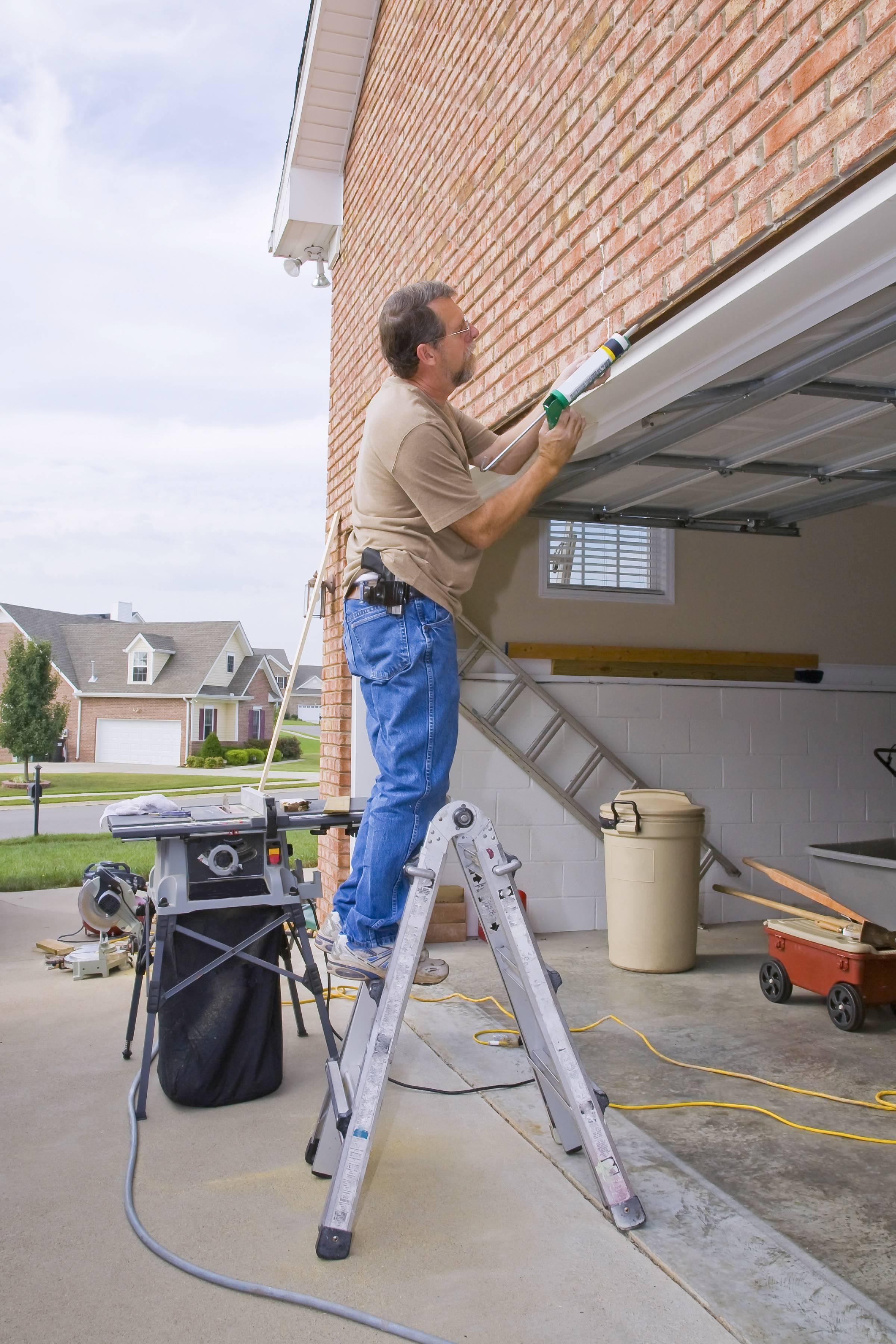 What to Anticipate - Garage Door Repair
