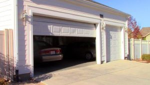 Your Garage Door May Not Close - Stuck Garage Door - Clarks Garage Door & Gate Repair