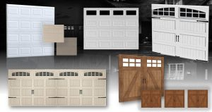 Garage Door materials - Clarks Garage Door & Gate Repair