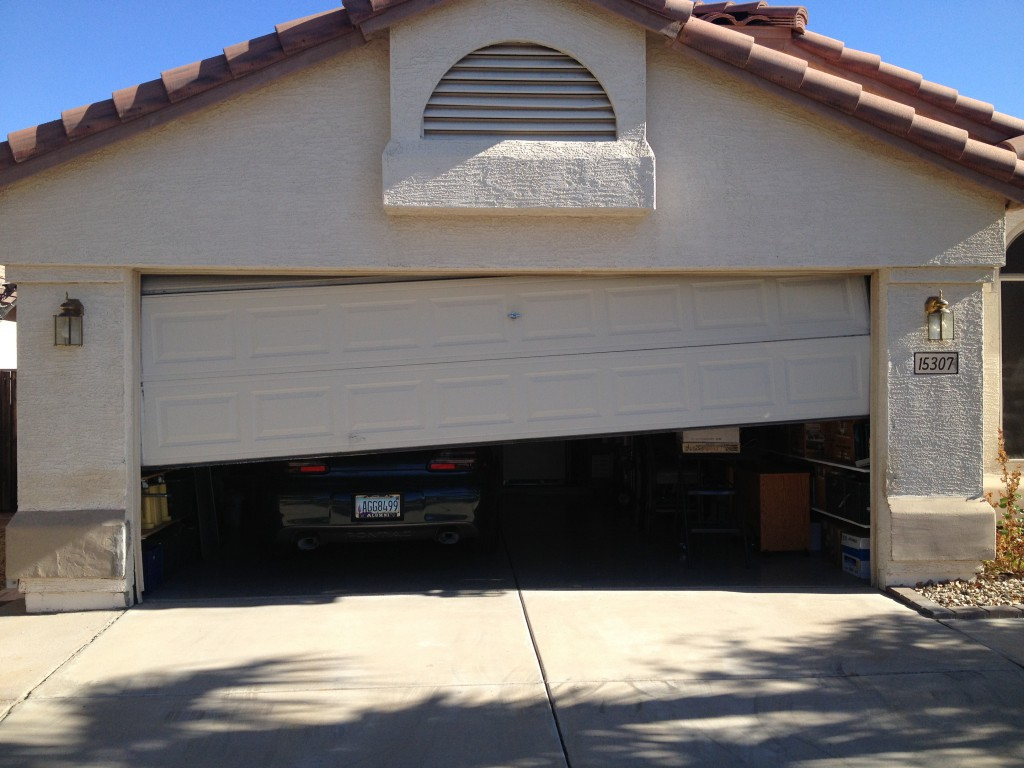 Three reasons why your garage door needs to be serviced garage blog - Reasons inspect garage door ...