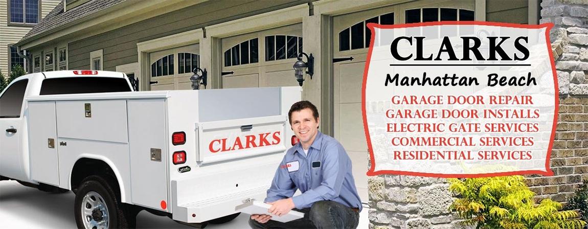 repairs repair ca manhattan beach doors garage clarks door services