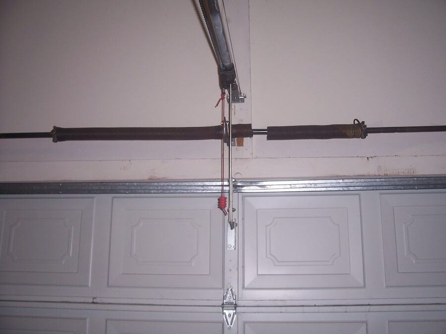 Garage Door Spring Repair Santa Monica 310 740 9923 Spring Install