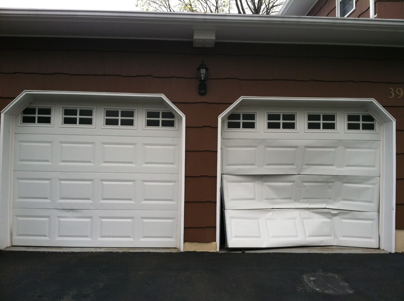 Garage Door Repair Santa Monica Broken Garage Door 310 740 9923