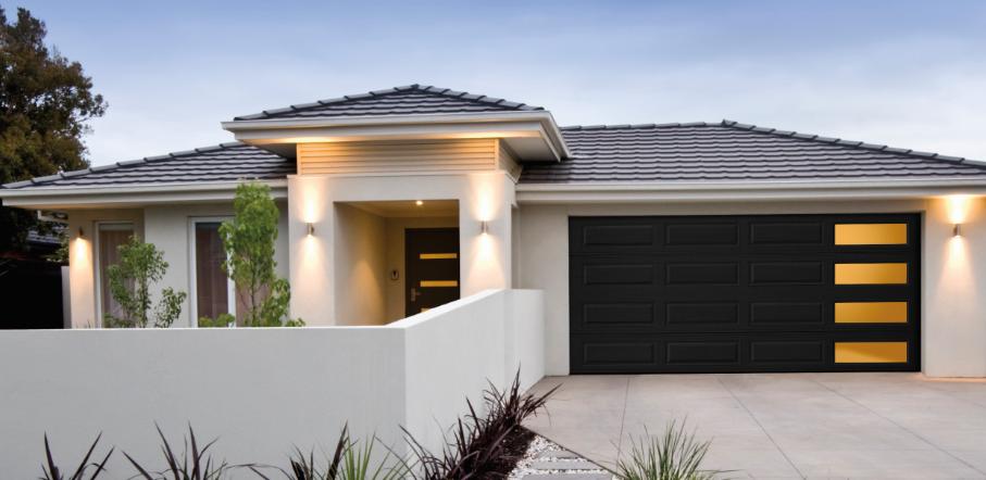 2018 Trend Alert Gray And Black Garage Doors Are Quot In