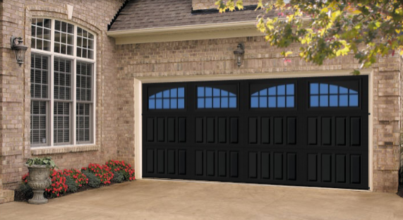 2018 Trend Alert Gray And Black Garage Doors Are Quot In